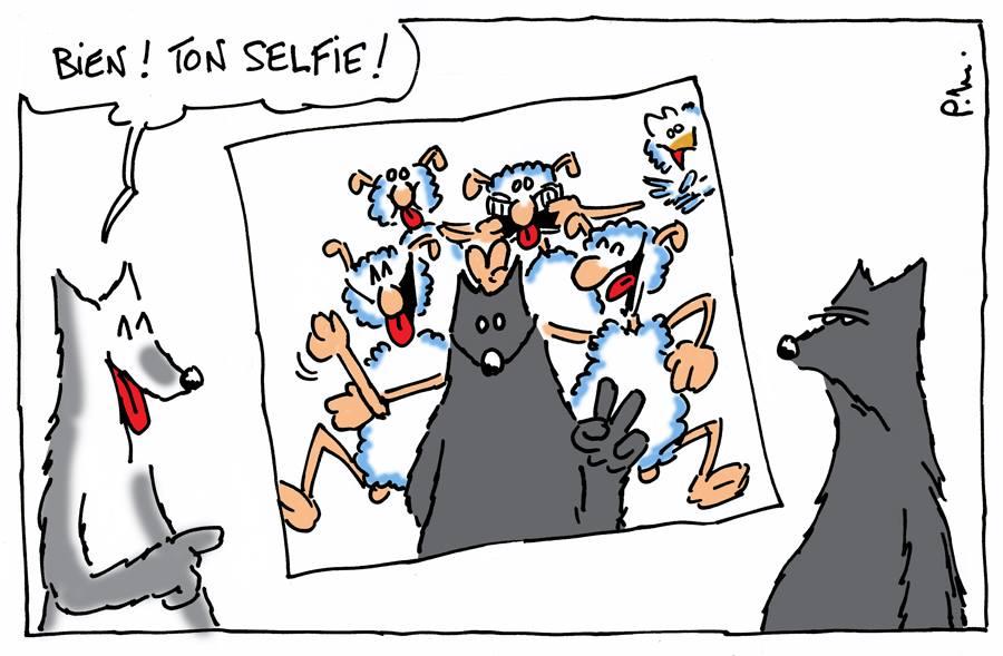 klan-loup-selfie-pm