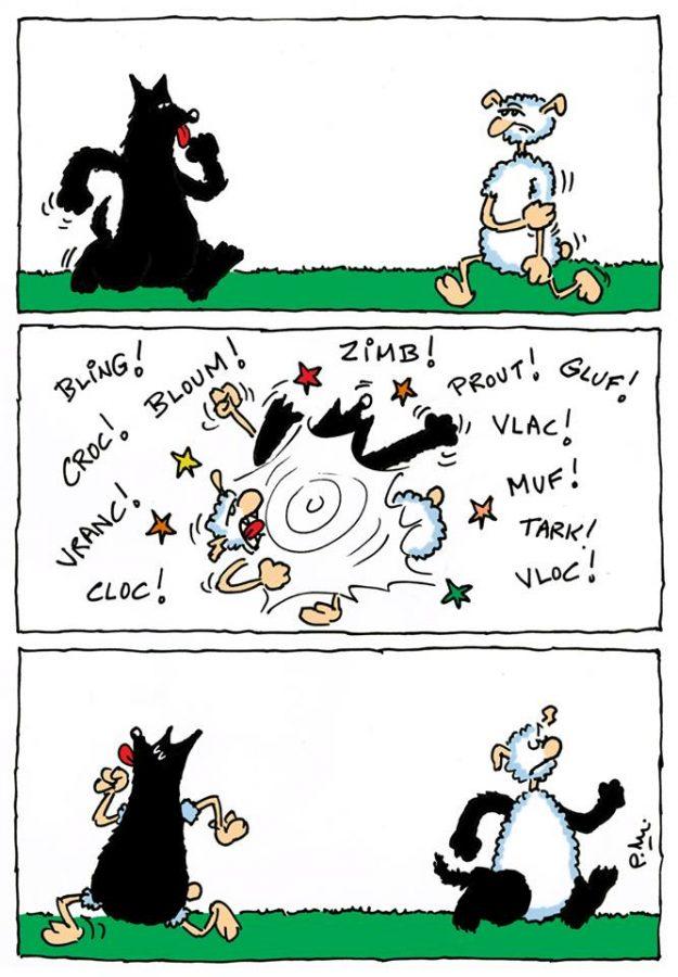 humour-lupin-bagarre
